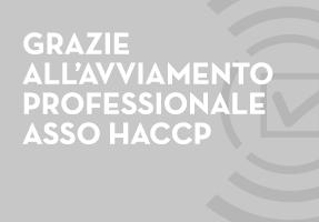 diventa consulente qualificato Asso HACCP