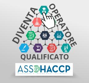 diventa operatore HACCP qualificato Asso HACCP